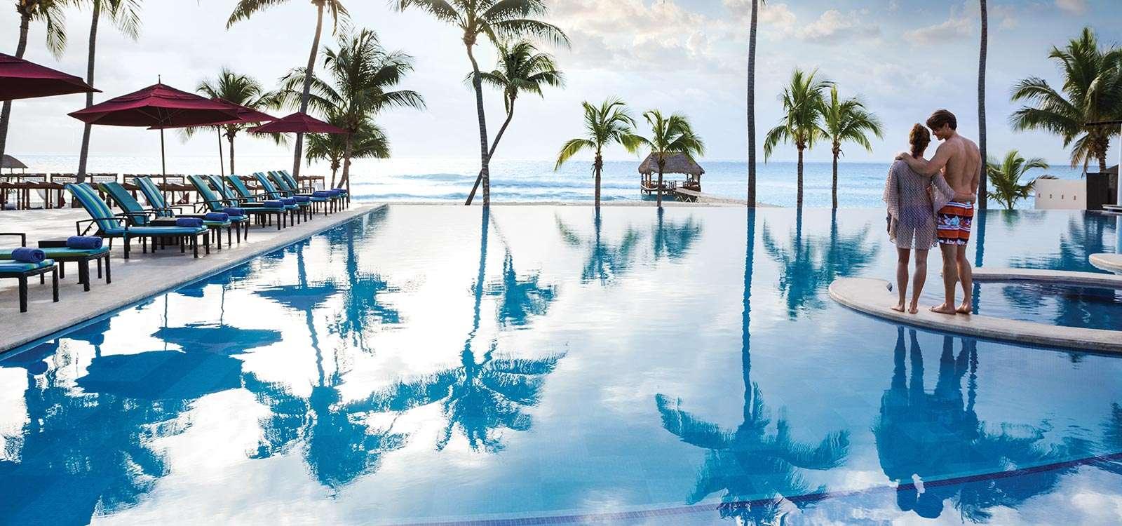 Azul Beach Resort The Fives Playa Del Carmen, Riviera Maya, Mexico