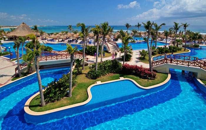 Grand Bahia Principe Riviera Maya Resort, Riviera Maya, Mexico