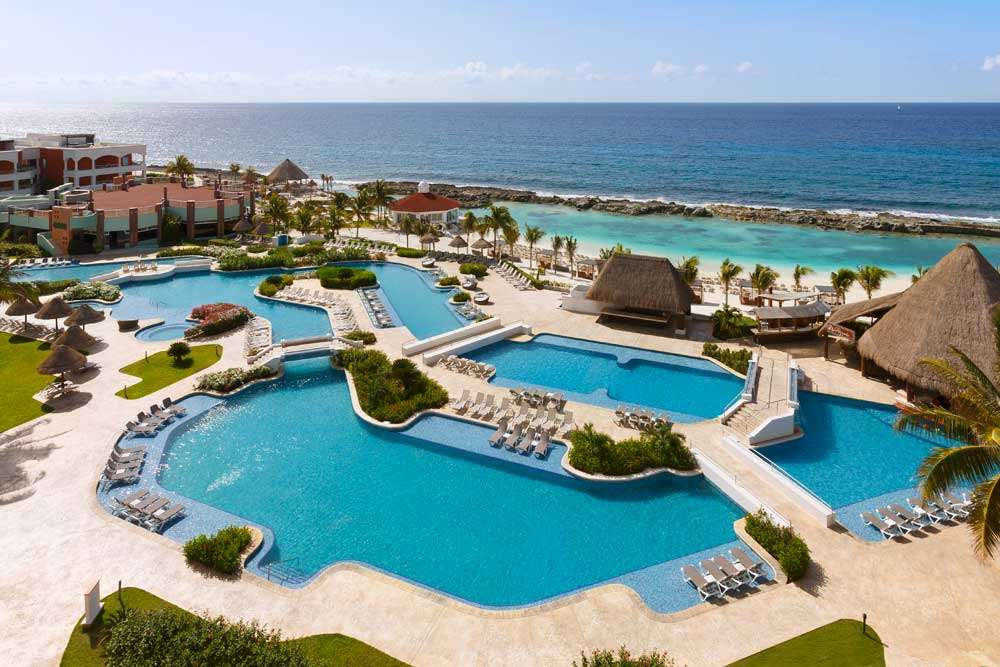 Mexico 7nts Luxury All-Inclusive w/ FREE Room Upgrade + Resort Credit