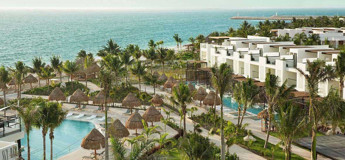Mexico Modern All-Suite Family-Friendly Luxury w/Exclusive FREE Choice of Suite Upgrades + Spa, Golf & More - Save 52%