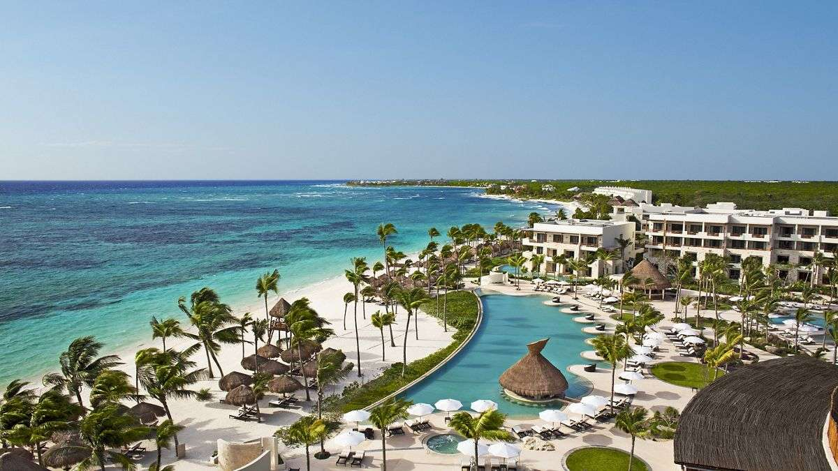 Mexico: All-Inc Unlimited-Luxury® Extras w/FREE Resort Credit at Secrets Akumal