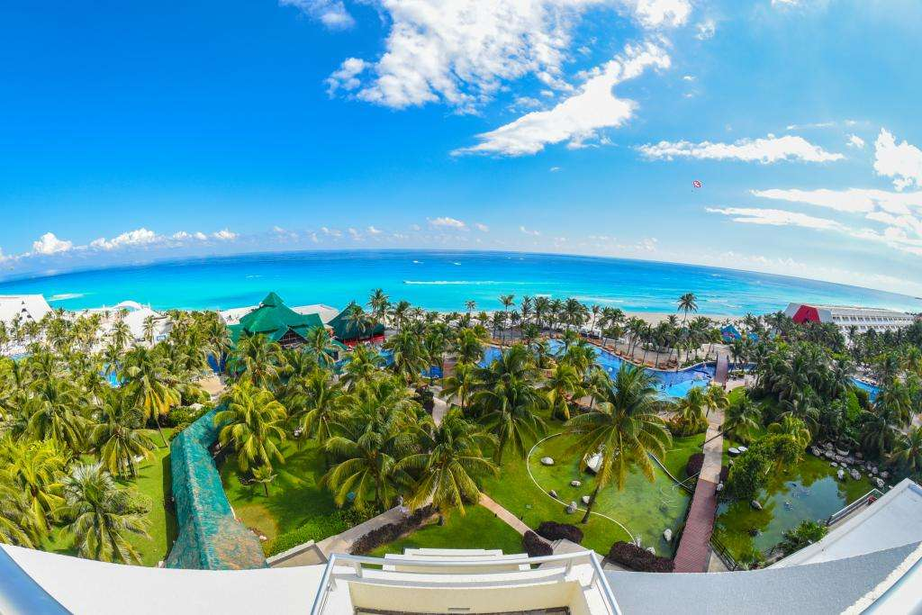 FREE Ocean View Room Upgrade + FREE Bottle of Tequila Upon Arrival at The Pyramid at Grand Oasis