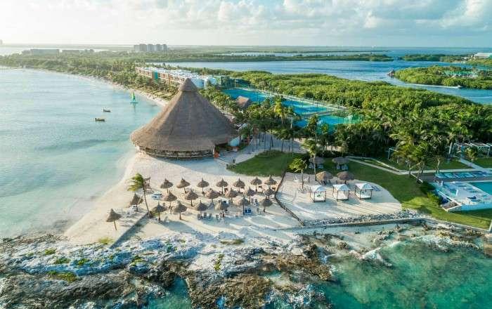 Club Med Cancun Yucatan, Riviera Maya, Mexico
