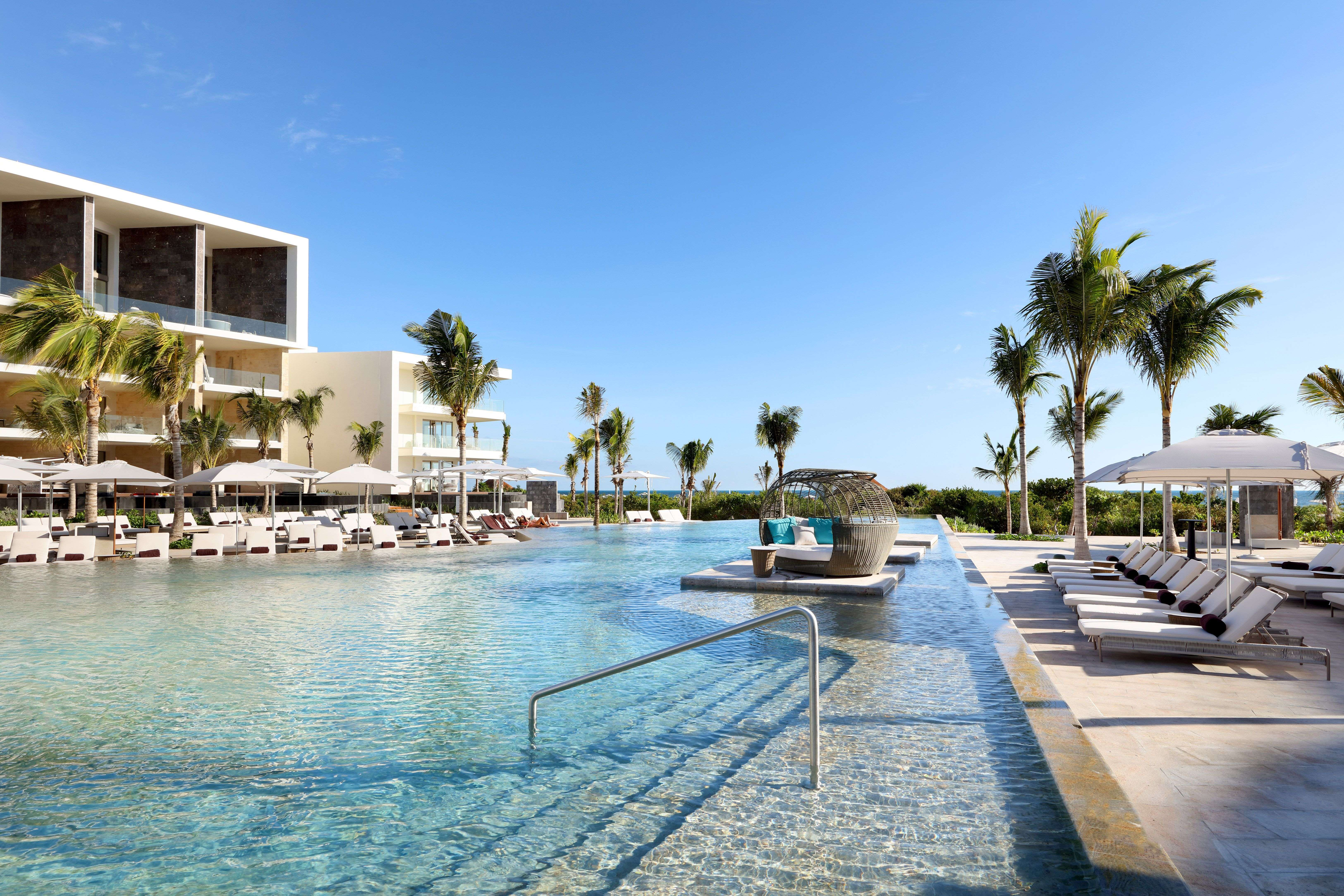 5* All-Inc Mexican Holiday w/Butler Service & FREE Swim-Up Upgrade - Save 40%