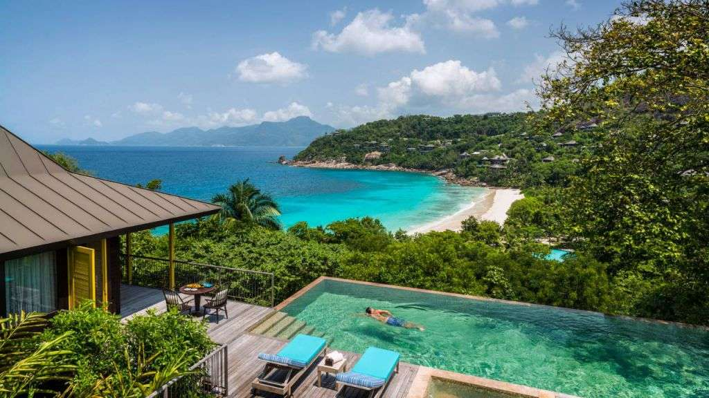 Four Seasons Resort Seychelles, Mahé Island