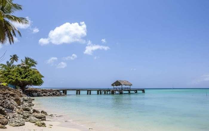 Bacolet Beach Club, Saint Andrew, Tobago