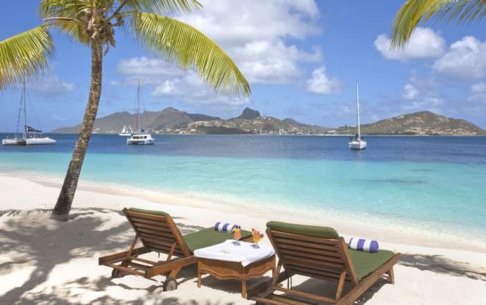 Image of Palm Island Resort, Union Island, St Vincent
